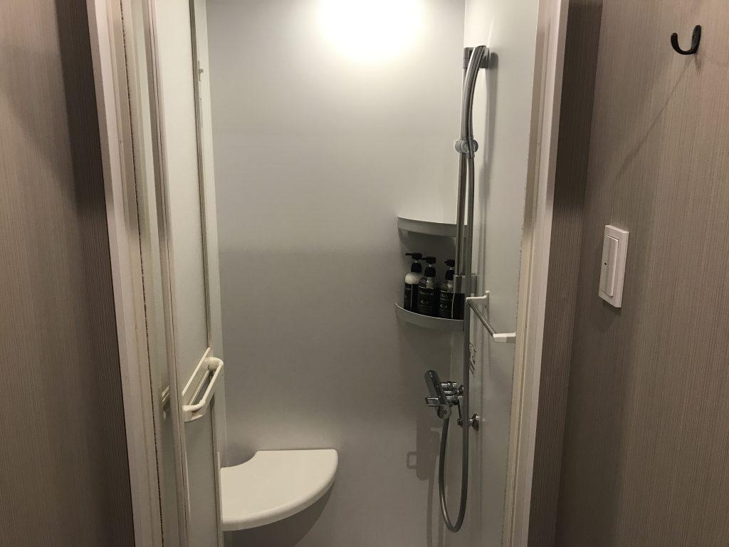 ライザップシャワールーム