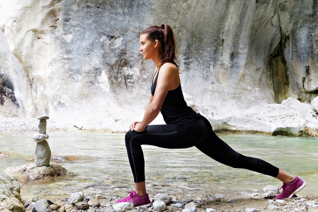 痩せやすい身体を維持する