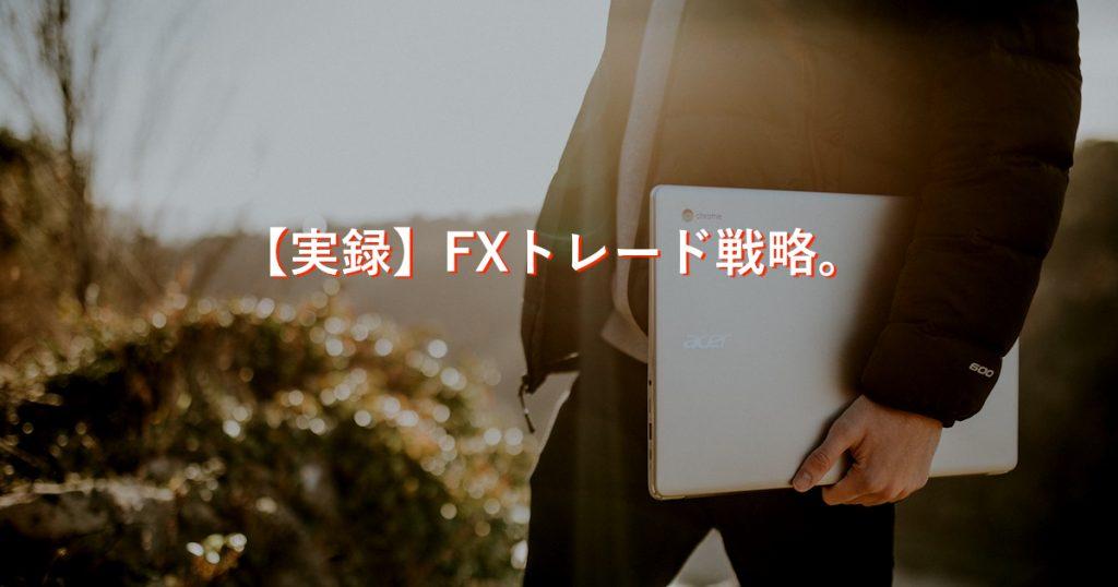 FXで30万から1,000万に増やした''実録FXトレード戦略!