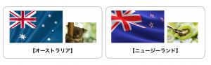 2国の特徴