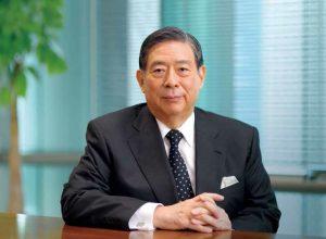 SBIホールディングス株式会社 代表取締役 社長 北尾 吉孝