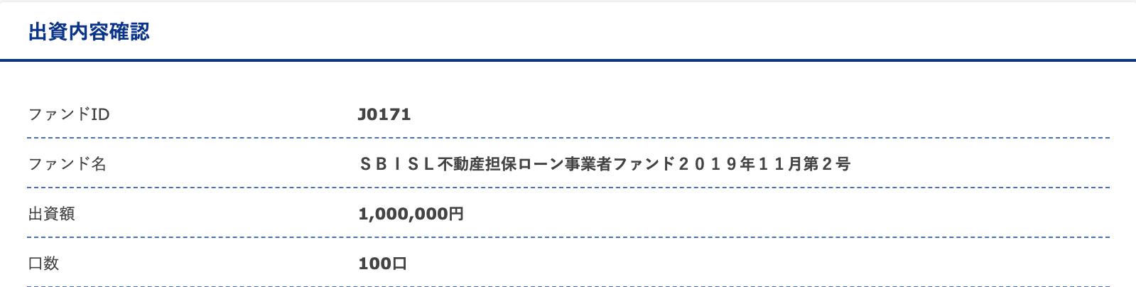不動産担保ローン事業者ファンド