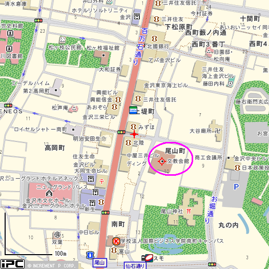 石川県文教会館