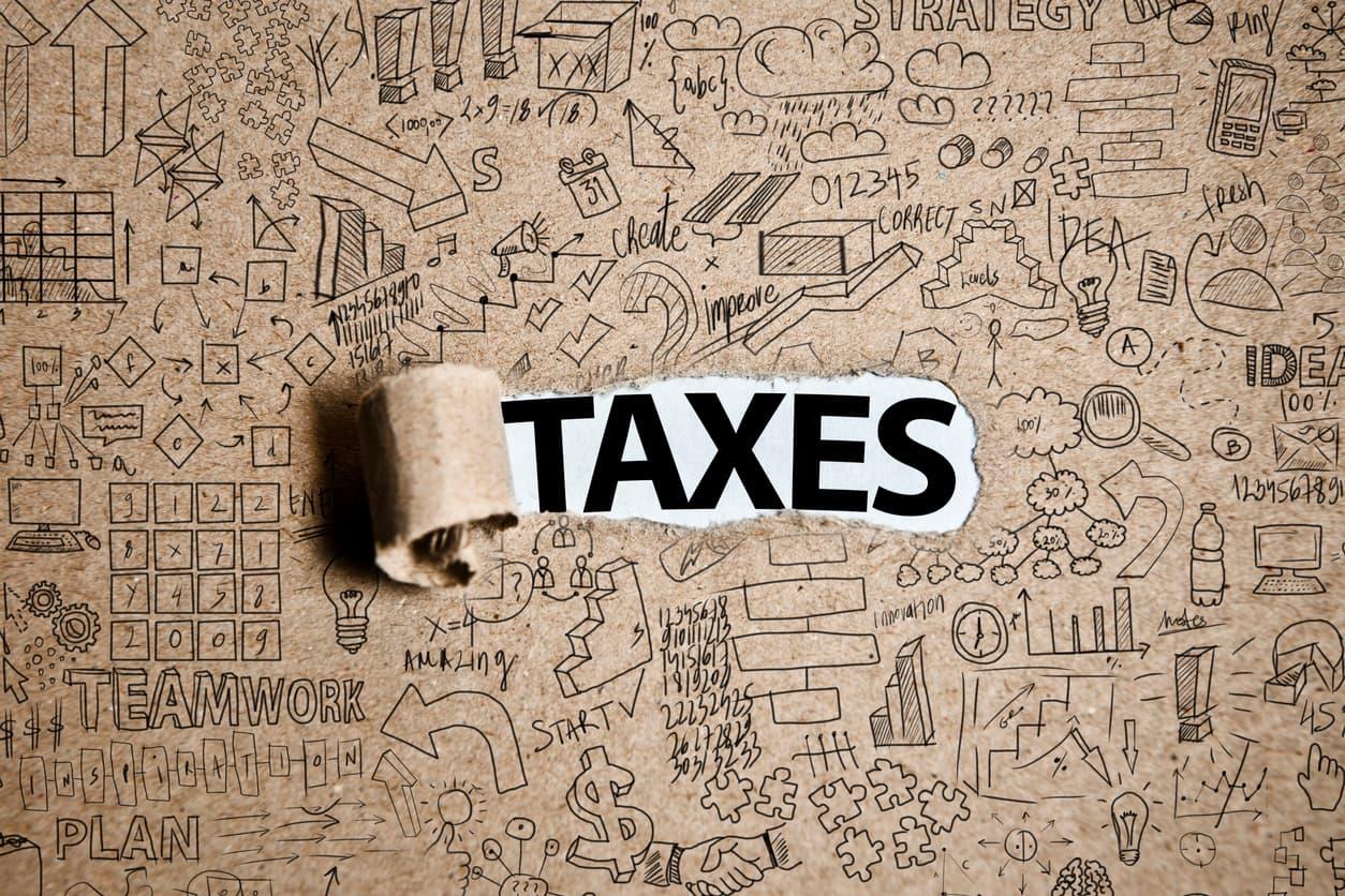 米国株式の配当のかかる税金